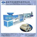 Sj65 20-110mm HDPE Extrusión de tubo de PVC PP máquina