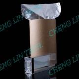 Автоматическая складчатость и замок дна клея машину для коробки PVC