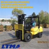 Preços Diesel do Forklift de 3.5 toneladas da venda quente mini