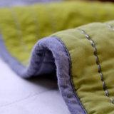 Покрывало и покрывало дома качества Quilt Washable одеяла установленные для подгоняно