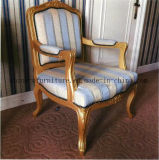 고급 호텔 스위트 의자 단 하나 의자