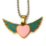 de Halsband van het Hart van de Gift van de Juwelen van het Roestvrij staal van de Vrouwen van de Juwelen van de manier