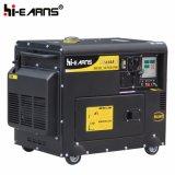 prezzo silenzioso diesel portatile del generatore di potere 4kw (DG5500SE)