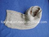 Form-Qualitäts-Angora/Wolle-Kabel gestrickter Schal