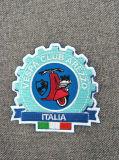 Haut de la qualité de la broderie logo cheap Caractère personnalisé pour le club et uniforme de patch
