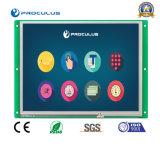 module du TFT LCD 9.7 '' 1024*768 avec le contact Screen+RS232 de Rtp/P-Cap