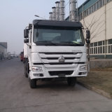 Sinotruk HOWO 30ton 336HP 쓰레기꾼/팁 주는 사람 트럭