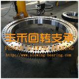 Roulement de pivotement de la Chine Fabrication Professionnel, double rangée, roulement de pignon externe