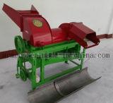 완전히 자동 결합 옥수수 옥수수 피부 껍질을 벗김 콩 타작 탈곡기 기계