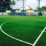 Haut de qualité supérieure forme S 11000dtex Terrain de soccer Le Gazon Gazon artificiel pour la vente