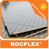 Фабрика переклейки Rocplex, высокая переклейка Qaulity, черная пленка смотрела на переклейку