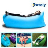 Base inflável do saco do sofá da cadeira da sala de estar do saco de sono do sofá do lugar frequentado do ar