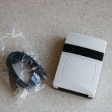 短い間隔UHF RFID USBのデスクトップのスマートカードの読取装置