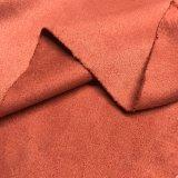 Tessuto della pelle scamosciata lavorato a maglia Doppio-Lato per il sofà 2 di Uphostery della mobilia dell'indumento