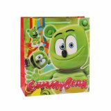 カエルの子供の玩具店の芸術のギフトの紙袋