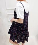 Горячая продажа моды сладкие девочки скобы платья
