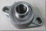 Rolamento de aço cromado e Caixa de aço inoxidável Pillow Block Rolamento