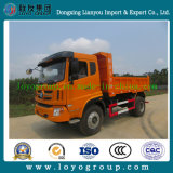 Sinotruk Cdw 4X2 판매를 위한 가벼운 덤프 트럭