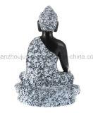OEM-декоративные индийского Юго-Восточной Азии фарфоровые керамические Будды на рис.