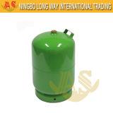 Bottiglie riutilizzabili all'ingrosso della bombola per gas di promozione GPL