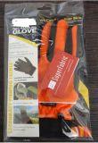 Резать упорную перчатку, перчатка заварки, перчатка Finshing, перчатка безопасности