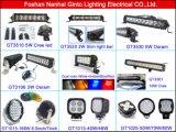 luz del trabajo de conducción de 6PCS* 5W Osram LED para el vehículo/el carro campo a través