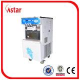 Elektrischer freier stehender Eiscreme-Hersteller mit Rad-Handelseiscreme-Maschine