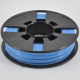 Matériau multicolore d'imprimante de l'ABS 3D de PLA du filament 1.75mm/3mm de l'imprimante 3D