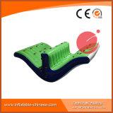 膨脹可能なウォーター・スポーツの土星のゲームの石それ進水のおもちゃ(T12-201)