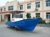 Liya 7.6m Vissersboten van het Jacht van de Glasvezel van de Vissersboten van het Meer