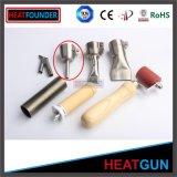 調節可能な温度PVC床PPのPEの管の溶接の熱銃