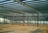 Vertientes logísticas del almacenaje de la estructura de acero para el almacén/el taller/los edificios