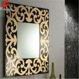 3-6mm Spiegel/Aluminiumspiegel/silberner Spiegel/Blatt-Spiegel/Spiegel-Glas/Zweischichtenspiegel für Dekoration