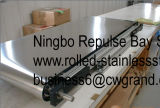 Feuille d'acier inoxydable pour faire des matériels de cuisine, réservoir d'eau, parties automobiles (201/304)