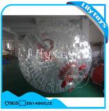 Bola colorida inflable de Zorb de la hierba de TPU/PVC para la venta