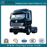 Camion d'entraîneur de Sinotruk HOWO-A7 290-420HP 6X4