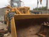 Используемый кот 966f затяжелителя колеса гусеницы для сбывания
