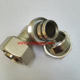Excellente qualité aucune fuite CW617N le raccord de compression en laiton