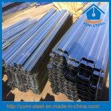 建築材料亜鉛コーティング60 - 275G/M2金属か鋼鉄床のDeckingシート