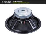 安い価格の高品質の可聴周波スピーカー15A76