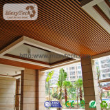 [وبك] خشبيّة بلاستيكيّة مركّب شريط سقف زائفة لأنّ سقف سكنيّة