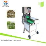 De elektrische Chinese Plantaardige Banaan van de Scherpe Machine om Spaanders die tot Machine maken de Machine van de Snijder van de Suikermaïs met Roestvrij staal