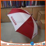 선전용 주문 로고 골프 우산