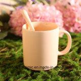 Tazza di caffè di ceramica della latta di figura di colore classico del Matt