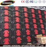 3840Hz P3.91 P4.81 P5 P6の屋外か屋内使用料のLED表示