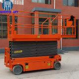 de Lift van de Schaar van 6m voor het Opheffen van de Verkoop Platform van het Werk van het Platform van het Werk het Lucht