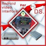 Android Market 6.0 Caixa de interface de navegação GPS para a Citroen DS5, DS3, DS4 Mrn Smeg+ Carplay Suporte Waze Yandex no Youtube