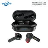 Trasduttore auricolare magnetico Handsfree mobile senza fili della cuffia della cuffia avricolare di Bluetooth Earbud di sport dell'OEM