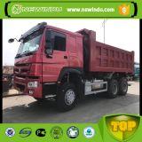De Vrachtwagen van de Stortplaats van Sinotruck HOWO 6X4 380HP LHD