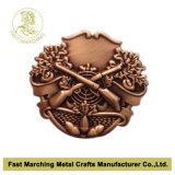 カスタム磁石のフットボールのサッカー賞の記念品のエナメルPinのバッジの製造業者